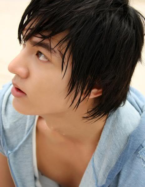 Galerry hairstyle cowok korea 2015