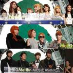 Melon Music Awads 2010-2