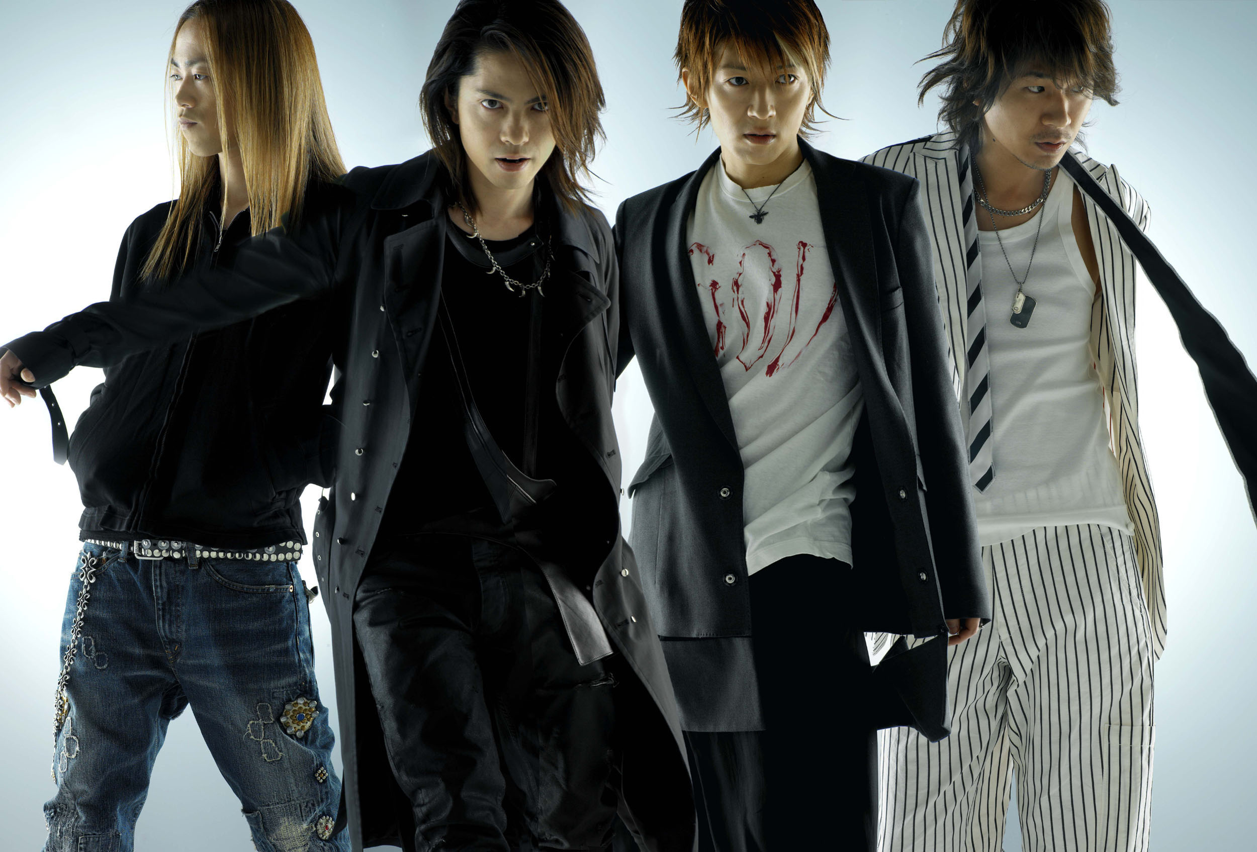 All About L'arc En Ciel (Profile and Photo Gallery ...