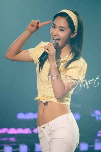 All About Yuri SNSD (Profile and Photo Gallery)