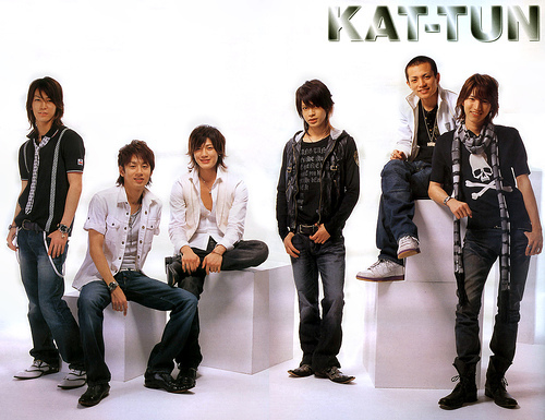EastAsiaLiciousAll About KAT-TUN (Profile and Photo Gallery)
