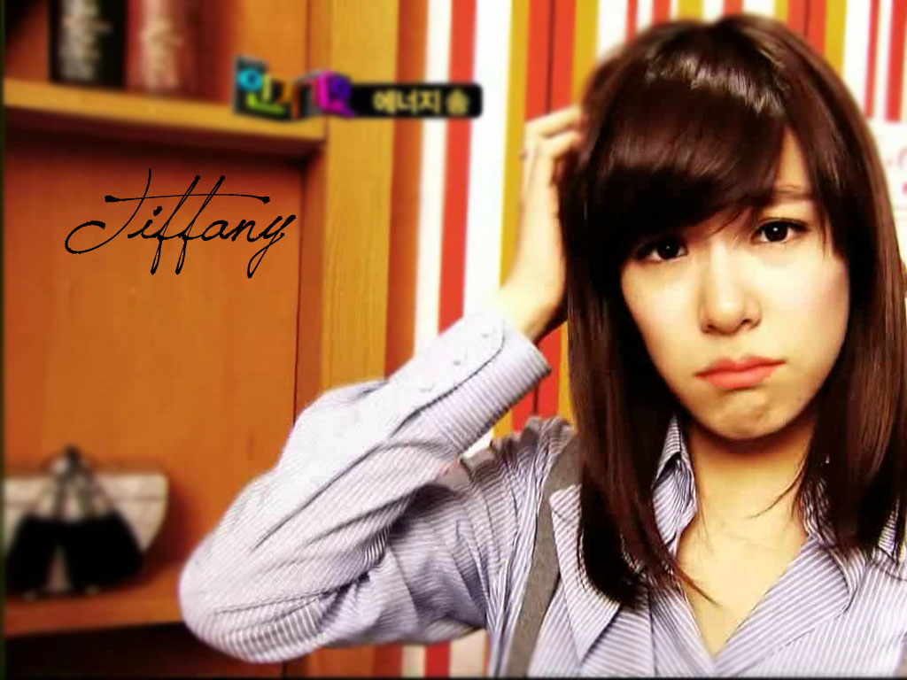 Tiffany SNSD - Wallpaper Actress
