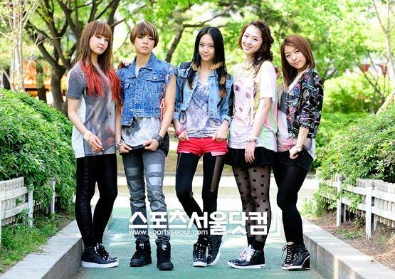 X 5 kpop